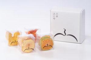 ギフトセット<キューブ4種> 価格:2,700円〜(税込)
